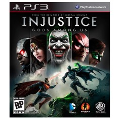 Jogo Injustice: Gods Among Us PlayStation 3 Warner Bros