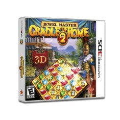 Foto Jogo Jewel Master: Cradle Of Rome 2 Rising Star Games Nintendo 3DS