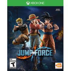 Jogo Jump Force Xbox One Bandai Namco