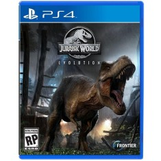Foto Jogo Jurassic World Evolution PS4 Frontier