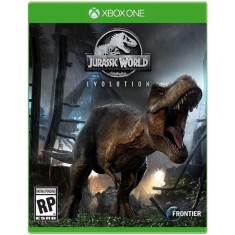 Foto Jogo Jurassic World Evolution Xbox One Frontier