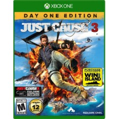 Jogo Just Cause 3 Xbox One Square Enix