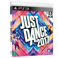 Foto Jogo Just Dance 2017 PlayStation 3 Ubisoft