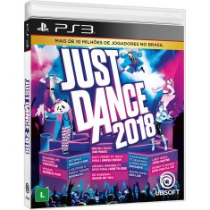 Foto Jogo Just Dance 2018 PlayStation 3 Ubisoft