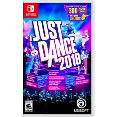 Jogo Just Dance 2018 Ubisoft Nintendo Switch