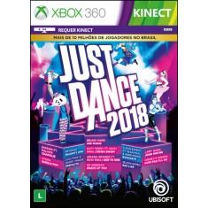 Jogo Just Dance 2018 Xbox 360 Ubisoft