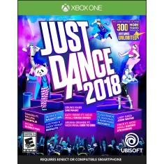 Jogo Just Dance 2018 Xbox One Ubisoft