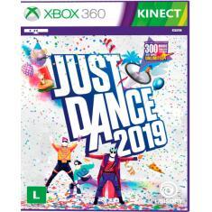 Jogo Just Dance 2019 Xbox 360 Ubisoft