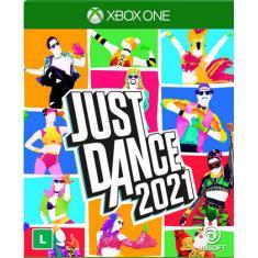 Jogo Just Dance 2021 Xbox One Ubisoft