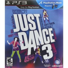 Foto Jogo Just Dance 3 PlayStation 3 Ubisoft