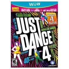 Jogo Just Dance 4 Wii U Ubisoft