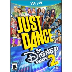 Foto Jogo Just Dance: Disney Party 2 Wii U Ubisoft