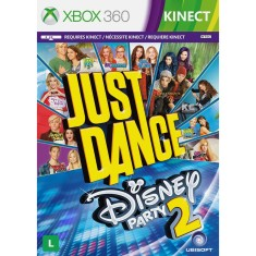 Foto Jogo Just Dance: Disney Party 2 Xbox 360 Ubisoft