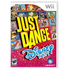 Foto Jogo Just Dance Disney Party Wii Ubisoft