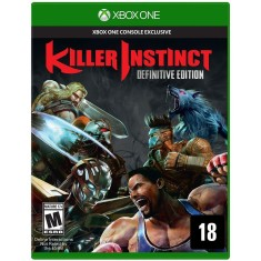 Foto Jogo Killer Instinct Definitive Edition Xbox One Microsoft