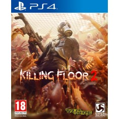 Foto Jogo Killing Floor 2 PS4 Deep Silver