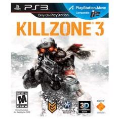 Foto Jogo Killzone 3 PlayStation 3 Sony