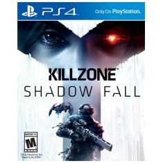 Foto Jogo Killzone Shadow Fall PS4 Sony