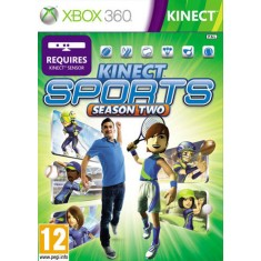 Jogo Kinect Sports Season Two Xbox 360 Microsoft