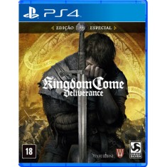 Foto Jogo Kingdom Come Deliverance PS4 Deep Silver