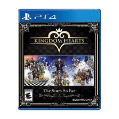 Jogo Kingdom Hearts: The Story so Far PS4 Square Enix