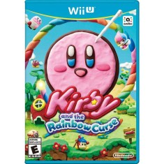 Foto Jogo Kirby and the Rainbow Curse Wii U Nintendo