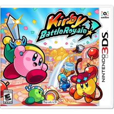 Jogo Kirby: Battle Royale Nintendo 3DS