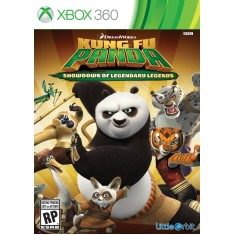 Foto Jogo Kung Fu Panda: Showdown of Legendary Legends Xbox 360 Little Orbit