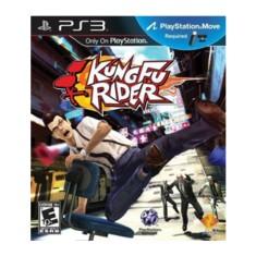 Jogo Kung Fu Rider PlayStation 3 Sony