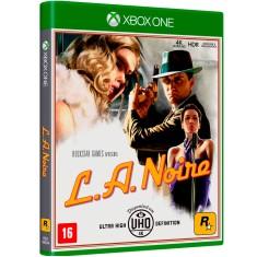 Foto Jogo L.A. Noire Xbox One Rockstar