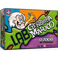 Jogo Lab Cientista Maluco Estrela