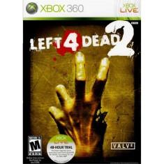 Foto Jogo Left 4 Dead 2 Xbox 360 Valve