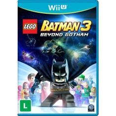 Jogo Lego Batman 3: Beyond Gotham Wii U Warner Bros