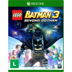 Foto Jogo Lego Batman 3 Beyond Gotham Xbox One Warner Bros
