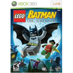Jogo Lego Batman Xbox 360 EA