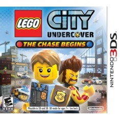 Foto Jogo Lego City Undercover: The Chase Begins Nintendo 3DS
