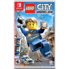 Jogo Lego City Undercover Warner Bros Nintendo Switch