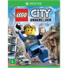 Foto Jogo Lego City Undercover Xbox One Warner Bros