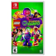 Jogo Lego Dc Super-villains Lego Nintendo Switch