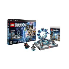 Foto Jogo Lego Dimensions PlayStation 3 Warner Bros