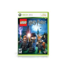Jogo Lego Harry Potter: Years 1-4 Xbox 360 Warner Bros