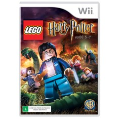 Foto Jogo Lego Harry Potter Years 5-7 Wii Warner Bros
