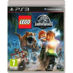 Foto Jogo LEGO: Jurassic World PlayStation 3 Warner Bros
