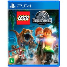 Foto Jogo Lego Jurassic World PS4 Warner Bros