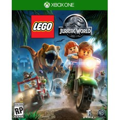 Jogo Lego Jurassic World Xbox One Warner Bros