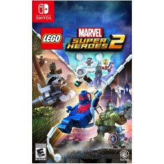 Jogo Lego Marvel Super Heroes 2 Warner Bros Nintendo Switch