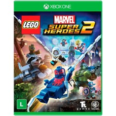 Foto Jogo Lego Marvel Super Heroes 2 Xbox One Warner Bros