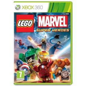 Jogo Lego Marvel Super Heroes Xbox 360 Warner Bros