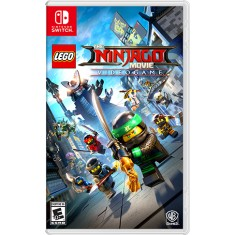 Jogo Lego Ninjago Movie Warner Bros Nintendo Switch