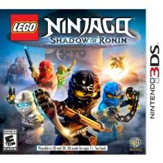Jogo Lego Ninjago: Shadow Of Ronin Warner Bros Nintendo 3DS